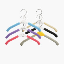 Child colorful cloth hanger