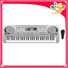 61keys elektronisches Tastenmusik-Set mit Mikrofon