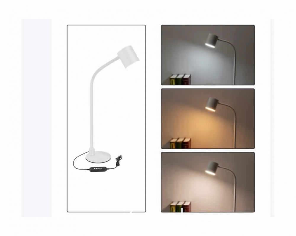 Led Table Lamp White 5