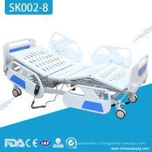 SK002-8 5-функции Электрические кровати стационарного больного с дистанционным управлением