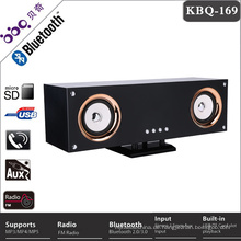 25W Bass-Lautsprecher 4inch * 2 Werbe-Bluetooth-Lautsprecher