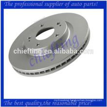 MN116979 MN116981 BG4034 92148300 0986AB6163 for Mitsubishi brake rotor