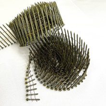 Extreme Long SS  Stainless Steel Smooth Shank Spot Wire Coil Nails
