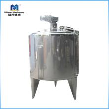 Prix de la machine de pasteurisateur de lait lot électrique en acier inoxydable