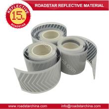 Silver Reflective Heat Transfer Tape Logo