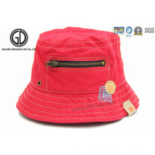 High Quality Fashion Custom Embroidered Babys Kids Bucket Cap and Hat