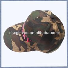 Sombrero del deporte del sombrero del camuflaje