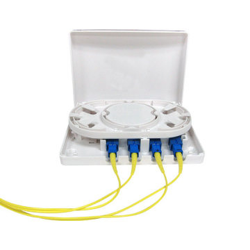 Kotak Terminal Fiber Optic SC 4