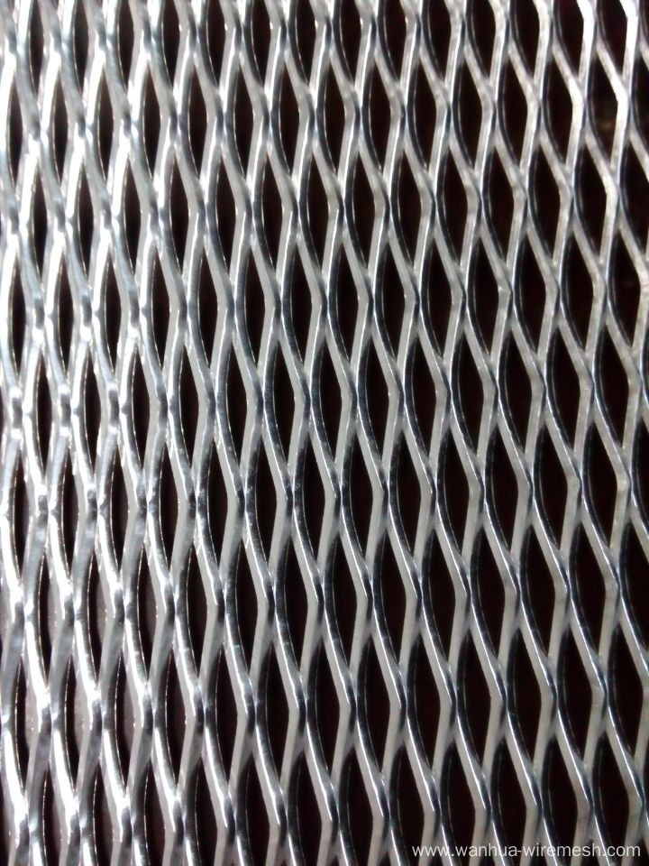 Expanded Steel Wire Mesh