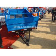Cheap price tractor drag two wheels 3 tons remolques de granja para la venta