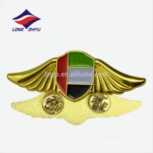 Emblema emblemático comemorativo nacional de bandeira dos Emirados Árabes Unidos
