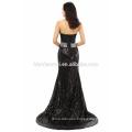 Sequins Body Conscious offer shoulder Wholesale Ladies Dress black evening dress