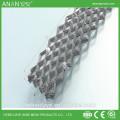 Heißer Verkauf quadratisches Aluminium-Ziegelstein-Ineinander greifen