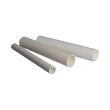 White Factory Outlet Super Hot Sale Customized Diameter And Length PVC Pipe For Water Supply