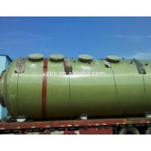 Frp/ВРП газа Скруббер Обессеривания Башня для химического завода