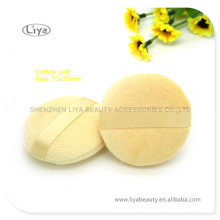 Ruban coton Pad Puff cosmétiques pour les filles