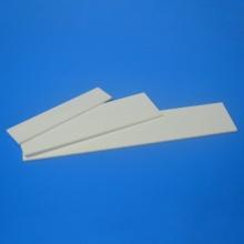 Placa de cerámica de alúmina personalizada 95% 99% 99,5%