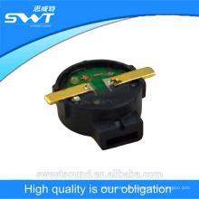 Tamanho 9x4mm pequena superfície de buzina 3v