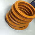 Memproses Papan Bakelite Laminate Phenolic Orange