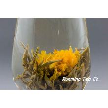 EU Standard Marigold Altar Green Bloom Tea