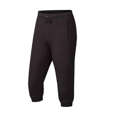 Pantalon court élastique convient aux hommes et aux femmes