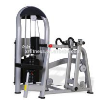 fashionable oval tube fitness Seated Row gym equipment machine