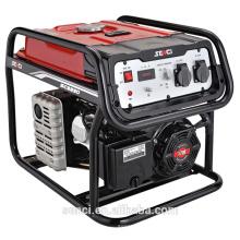 7 HP SC3250-II 60Hz / 50Hz 2.5KW Benzin-Generator-Set Serie