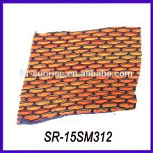 colorful flyknit design upper shoe vamp upper flyknit