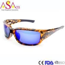 Мужская мода Polarized Sports Tr90 Солнцезащитные очки (91089)
