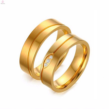 Le plus défunt anneaux plaqués or de conception de nouveaux anneaux de conception pour des femmes