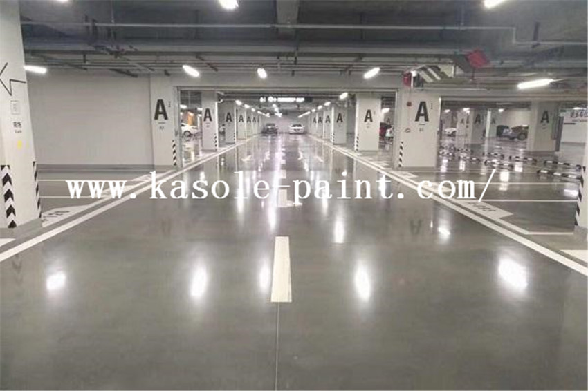 Dark Gray Wear-resistant Floor Material