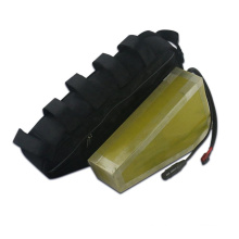 Changzhou factory 72 Volt Triangle Battery 72V20AH Lithium Electric Cycle Battery with Free Charger