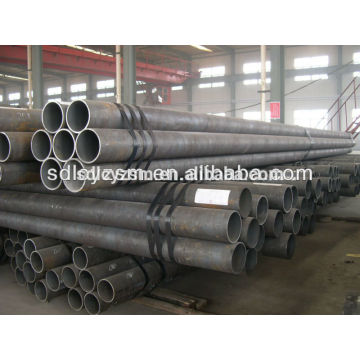 factory ASTMA 106 B welded steel pipe for water and gas