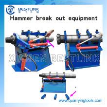 DTH Hammer Top Sub Teardown Ausrüstung