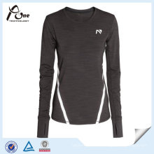 Спортивная одежда для женщин с отражательной городской рубашкой