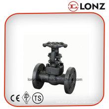 ANSI A105 Válvula de Porta de Aço Forjado Flangeada de Aço Carbono