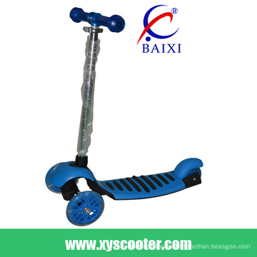 Plastic Toy Scooter for Child (BX-WS002)