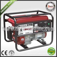 TIGER 2.3KW/6.5HP SH3900DX Industrial machinery gasoline generator