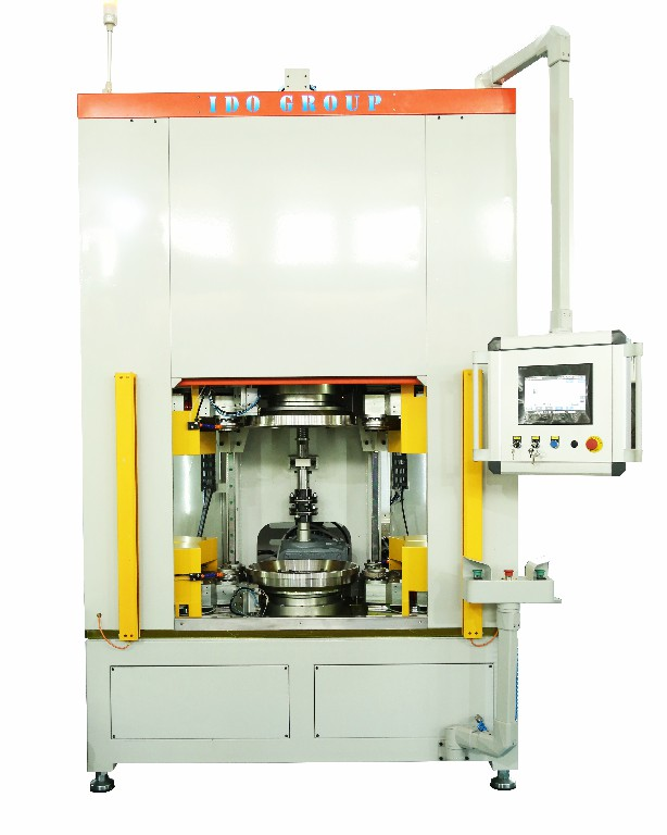 Drum Riveting Machine