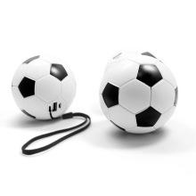 Футбольный банк власти для мира up. Мобильный заряжатель подарка промотирования