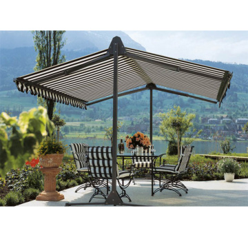 Versenkbare Patio Sun Shade Markisenabdeckung Anti-UV