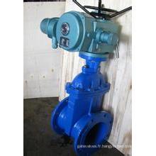 La vanne électrique joint souple Non montante tige (Z945X)