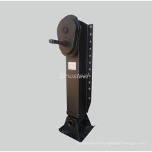 Semi-Trailer Inside or Outside Landing Leg/Gear Support Legs