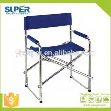Outdoor furniture aluminium folding director chair