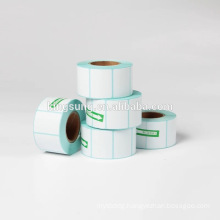 cheaper 40 x 30 mm shipping thermal label in stock custom size