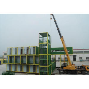 Field Engineering Containeraccommodatie