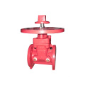 FM Listed Flanged End Gate Valve
