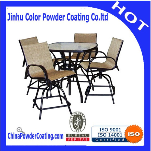 Profil aluminium cat powder coating warna metalik