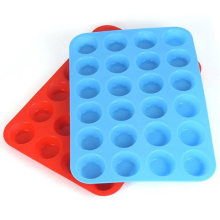 silicone cake mold heat resistant reusable baking cup silicone cake mold food grade silicone chocolate mold