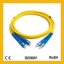Sm / mm Sx / Dx Single Mode Multi Mode Simplex Duplex 0.9 / 2.0 / 3.0mm Cordon de fibre optique